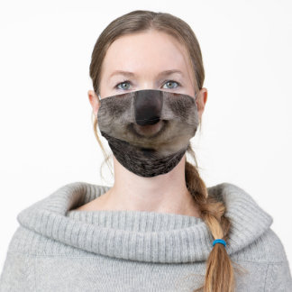 Koala Nose and Mouth | Animal Themed Adult Cloth Face Mask