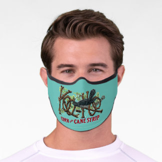 Koo-Koo Corn and Cane Syrup Premium Face Mask