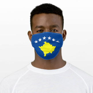 Kosovo Face Mask