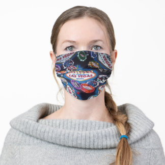 Las Vegas 2020 Face Mask