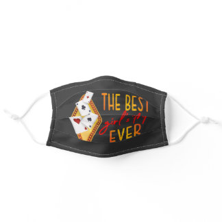 Las Vegas Girls Trip The Best Ever 2021  Adult Cloth Face Mask