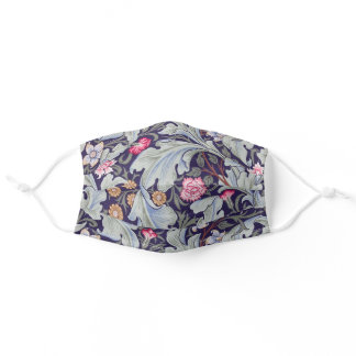 Leicester, William Morris Adult Cloth Face Mask