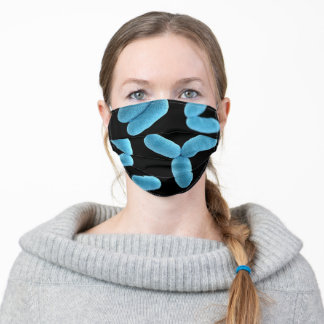 Let's Win Against COVID Adult Cloth Face Mask