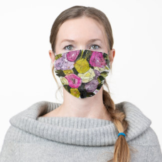 Linda's Bouquet Adult Cloth Face Mask