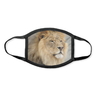 Lion Lovers Face Mask