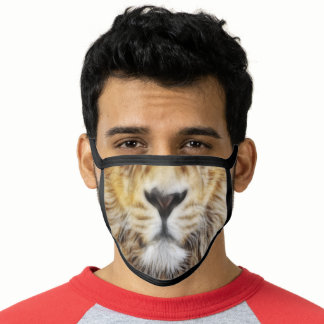 Lion Nose and Mouth Face Mask