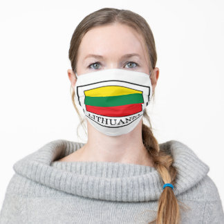 Lithuania Adult Cloth Face Mask