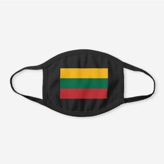 Lithuania Flag Cotton Face Mask