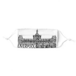 Liverpool Adult Cloth Face Mask