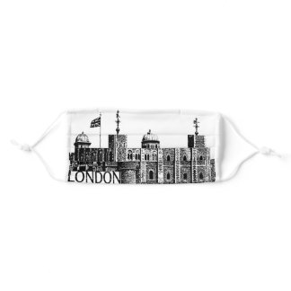 London Adult Cloth Face Mask