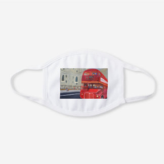 London Bus Face Mask