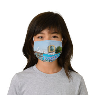Love One Another Kids' Cloth Face Mask