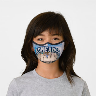 Love One Another Premium Face Mask