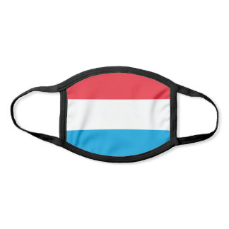 Luxembourg Flag Face Mask