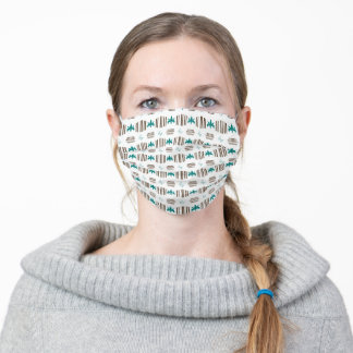 LV Stay safe Adult Cloth Face Mask