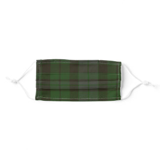 MacKay Clan Tartan Plaid Adult Cloth Face Mask
