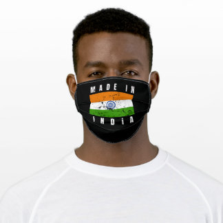 made in india adult cloth face mask