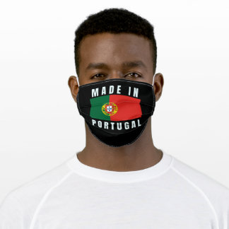 made in portugal adult cloth face mask