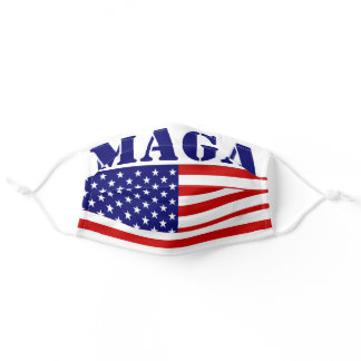 MAKE AMERICA GREAT AGAIN ADULT CLOTH FACE MASK