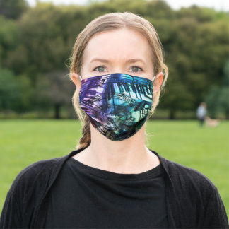 Making Music Adult Cloth Face Mask