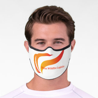 Mana Wildfire Face Mask! Premium Face Mask
