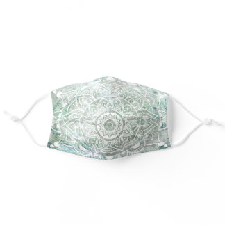 Mandala Pattern Adult Cloth Face Mask