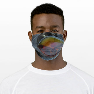Manhattan cocktail adult cloth face mask