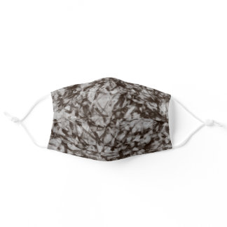 Marble and Slate - Onyx Adult Cloth Face Mask