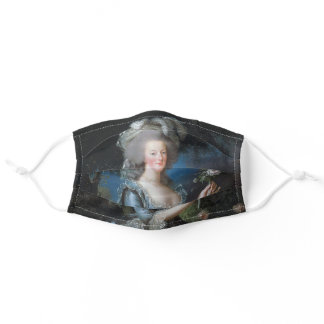 Marie Antoinette Adult Cloth Face Mask
