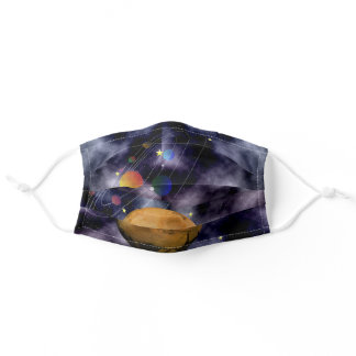 MARS Planet Adult Cloth Face Mask