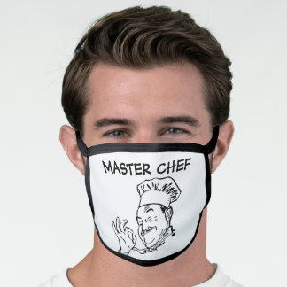 MASTER CHEF FACE MASK FOR HIM