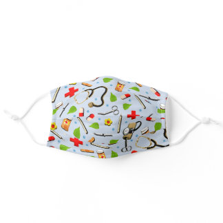 Medical Themed Gift Adult Cloth Face Mask