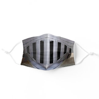 Medieval Armor Adult Cloth Face Mask