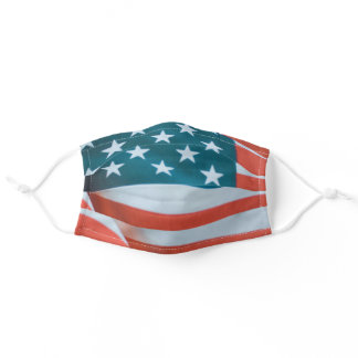 'Merica! Adult Cloth Face Mask