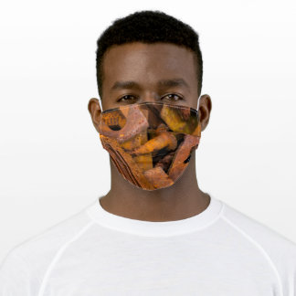Metal Rules Face Mask