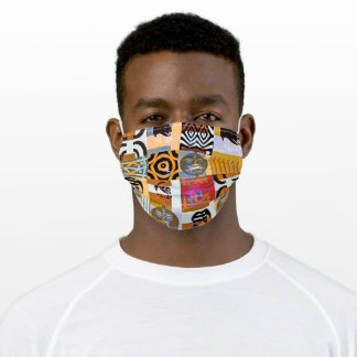 MFUMO II ADULT CLOTH FACE MASK