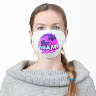Miami Beach Face Mask