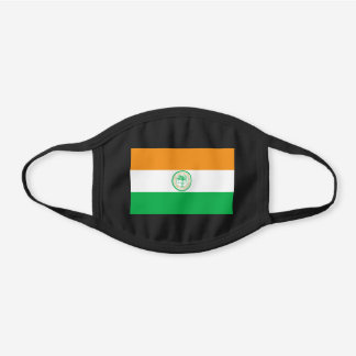 Miami, Florida Flag Cotton Face Mask