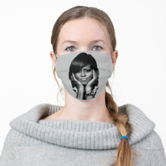 MICHELLE OBAMA CLOTH FACE MASK