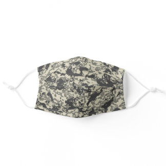 Military Digital Camouflage Woodland Army Adult Cloth Face Mask
