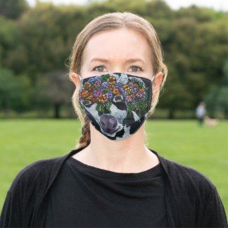 Miss Martha cow face mask