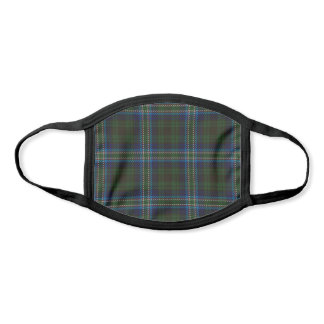 Missouri State Clan Tartan Plaid Pattern Face Mask