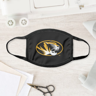 Mizzou Tiger Face Mask