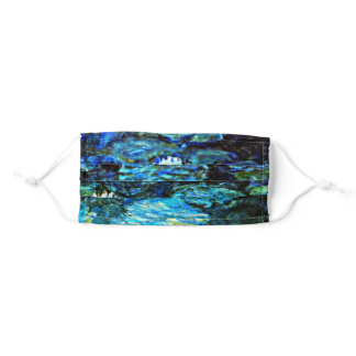 Monet - Water Lillies Face Mask