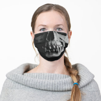 Monster Skull Adult Cloth Face Mask