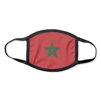 Morocco Flag Face Mask