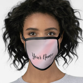 Name Color Therapy Ombre Pink Powder Blush Face Mask