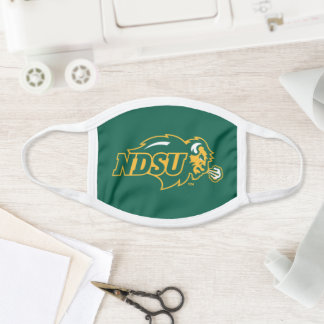 NDSU Bison Face Mask
