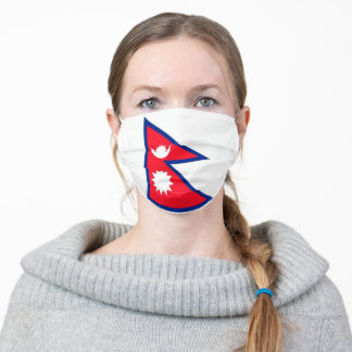 Nepal Adult Cloth Face Mask