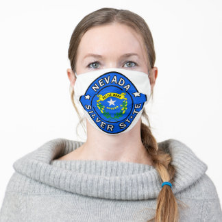 Nevada Adult Cloth Face Mask